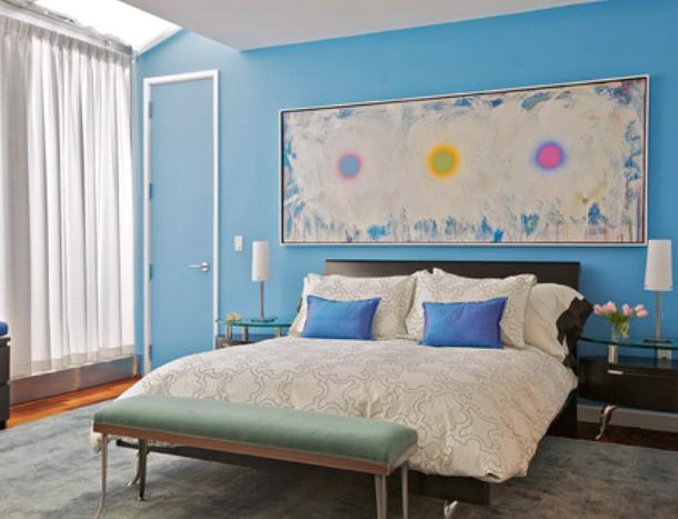 Paint Colors to Improve Sleep