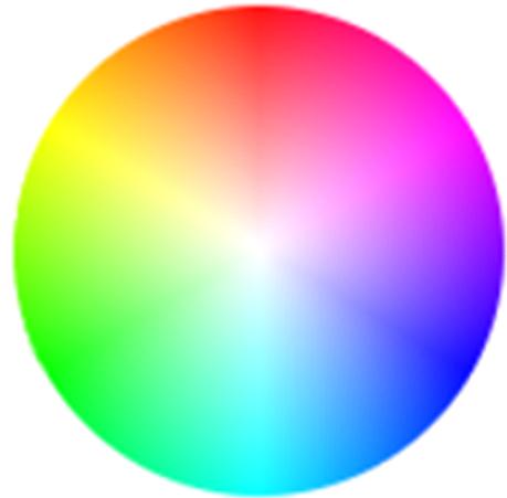 Interior Accent Color Wheel
