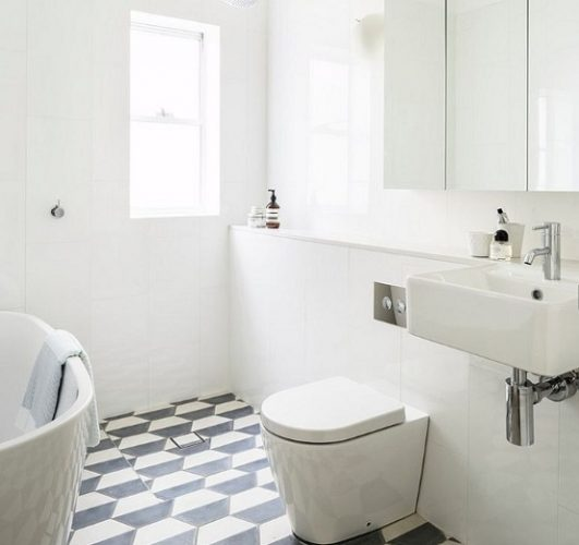 Trends in Bathroom Painting