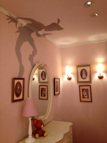 Light and Shadow in Interior Painting