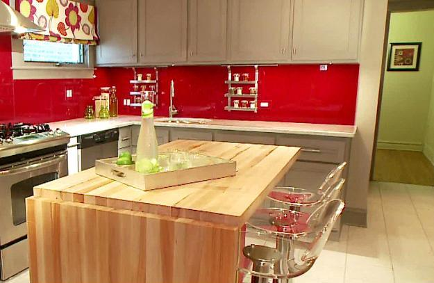 Trends in Kitchen Painting Kitchen Accent Walls
