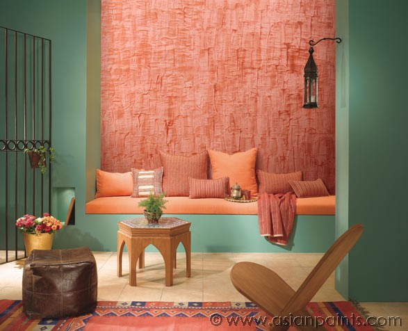 Use Textured Paint to Create an Effect