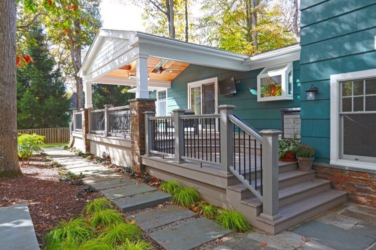 Outdoor Deck Renovation